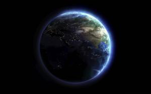 Earth-Lights