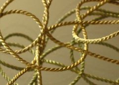 gold thread